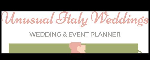 Unusual Italy Weddings